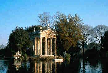 Edificio Villa Borghese
