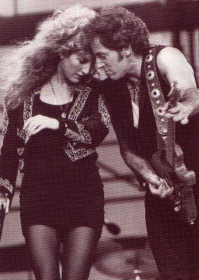Julianne Phillips Bruce Springsteen