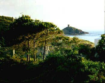 Il panorama - Casa esposta a ovest ...