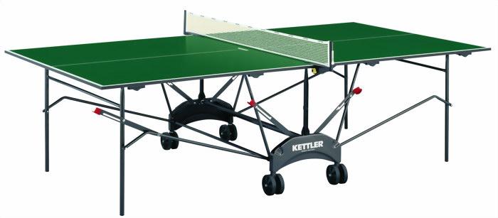 Tavolo ping pong kettler riga per interno - Tavolo ping pong interno ...