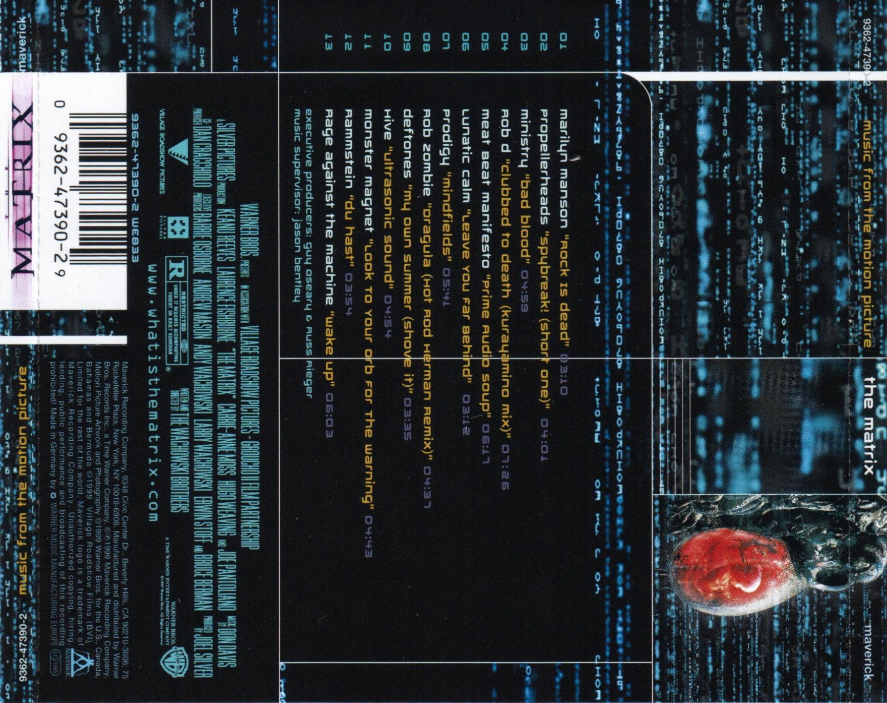 Matrix Soundtrack - Vi...