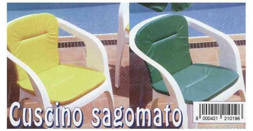 Emejing Cuscini Sedie Giardino Contemporary - Ameripest.us ...