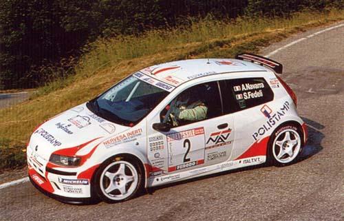 Fiat Punto Kit Car