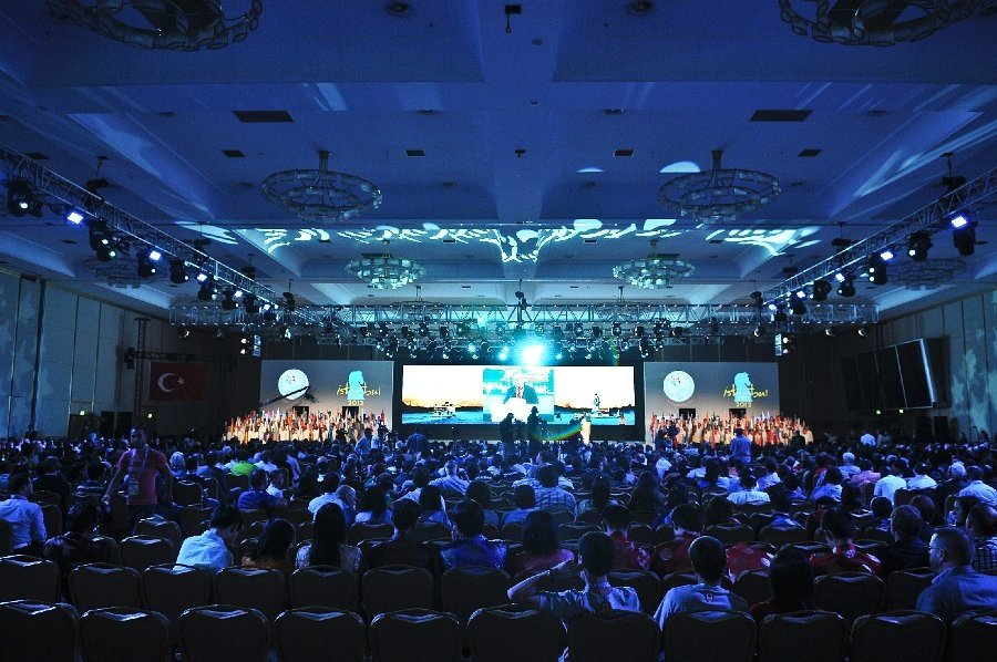 40th fide chess olympiad 2012 for Fide hotel istanbul