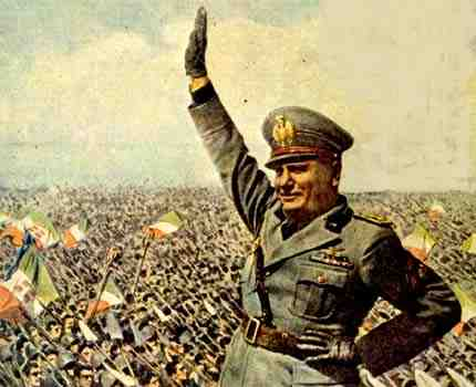 an analysis of benito mussolinis rise to power in italy in 1922 Benito mussolini: benito mussolini, italian prime minister (1922–43) and the first of 20th-century europe's fascist dictators rise to power wounded while serving with the bersaglieri (a corps of sharpshooters), he returned home a convinced antisocialist and a man with a sense of destiny as early as.