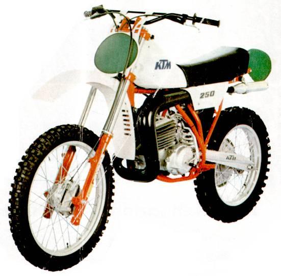 KTM 70'years Anni 80'