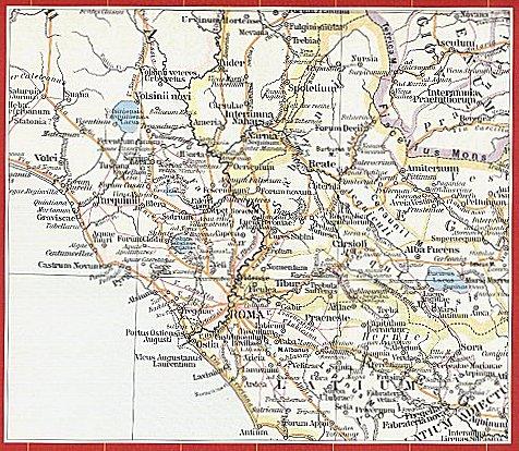 Mappa Dellitalia Antica.Mappe Dell Italia Antica