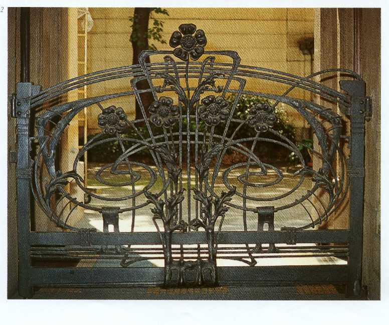 Monumenti - Art nouveau mobili ...