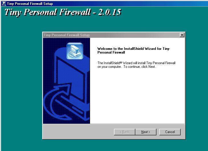 Tiny Firewall